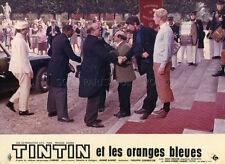 JEAN-PIERE TALBOT TINTIN ET LES ORANGES BLEUES 1964 VINTAGE PHOTO ORIGINAL #9