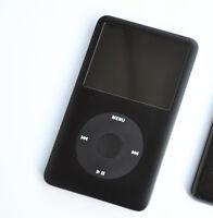 APPLE iPod Classic 7th Gen 16/32/64/128/256GB SSD 1800mAh New Battery& Mainboard