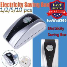 1-10PCS Power Energy Electricity Saving Box Household Electric Saver Smart US