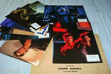 DARK ANGEL !  Dolph LUNDGREN  jeu photos cinema lobby cards fantastique