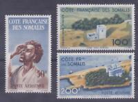 Colonies françaises - Cote des Somalis - Pa n° 20 à 22**