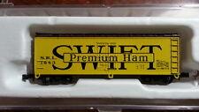"Third Rail Graphics 233 SRL SWIFT 40' Ice Reefer  #1943 ""Premium Ham"""