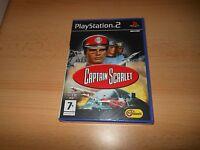 Captain Scarlet - PLAYSTATION 2 PS2 - Nuevo Precintado Pal