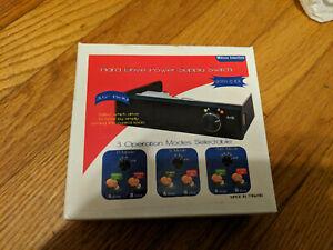 Mitron Interlink Duplus DUP-35 SATA HDD Hard Drive Selector Switch