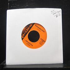 """The Royals - Wounded Knee / Smoke Up Ahead 7"""" VG+ S-1550 Country Rock Vinyl 45"""