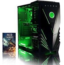 S429070 Vibox Scorpius 29 PC da Gaming Processore AMD FX 4300 Quad Core RAM 8g