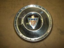 AMC American Motors Center Hub Cap Hubcap Rim Wheel Cover POVERTY DOG DISH OEM