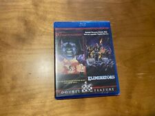 The Dungeonmaster & Eliminators Blu ray*Scream Factory*80's Horror*NEW/Sealed*