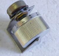 Pièce détachée VCR PHILIPS N1481:Molette image.Vintage magnétoscope.