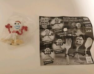Takara Tomy Mini Figure Collection Forky Pull back Crank Toy Story 4