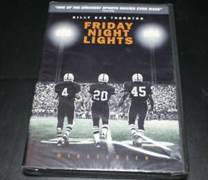 Friday Night Lights (DVD, 2005, Widescreen)  New, Sealed !