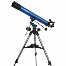 Meade Instruments Polaris 80EQ Refractor Astronomy Telescope #216002 (UK Stock)