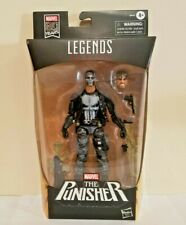HASBRO MARVEL LEGENDS 80 YEAR ANNIVERSARY PUNISHER(FRANK CASTLE) WITH WEAPONS