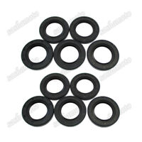 10x Crank Case Crankshaft Oil Seal 25x41.25x6 For 5.5HP 6.5HP Honda GX160 GX200