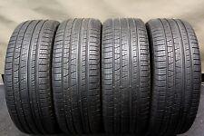 "4 Pirelli Scorpion Verde A/S 245/45/20 99V All Season Tires ""New Demo Takeoffs"""