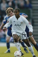MK DONS HAND SIGNED WADE SMALL 6X4 PHOTO.