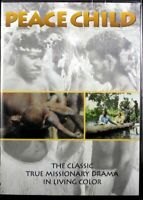 Peace Child NEW Christian Documentary DVD The Classic True Missionary Drama