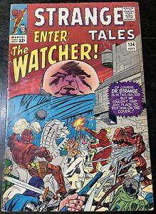 "Strange Tales 134 July , "" Enter The Watcher """