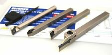 New Glanze Set of Grooving ,Turning & Boring LatheTools 10mm Shank (Ref: 777572)