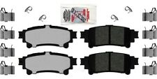 Disc Brake Pad Set-Base Rear Autopartsource VP1391K