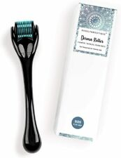 Derma Roller Cosmetic Beauty Instrument - 540 Titanium Microneedles .25mm