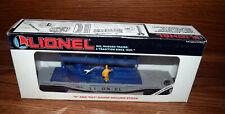 Lionel O Gauge #6-16610 Track Maintenance Car Box Instructions Tested
