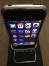 Original Apple iPhone 2G 1st Gen 8GB - Silver (Unlocked) Smartphone.
