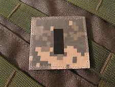 Galon US - 1St LIEUTENANT - grade scratch ACU DIGITAL rank insignia SNAKE PATCH