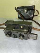 Cornu Ontoscope with original case Zeiss lenses Stereo Camera