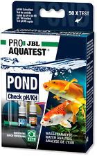 JBL Proaquatest Pond Contrôle Ph / Kh Détermination De Et Kh-Wertes Dans L'Eau