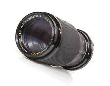 Soligor MC C/D 80-200mm/4.5 pour Minolta MD Lentille Lens objectif - (6398)
