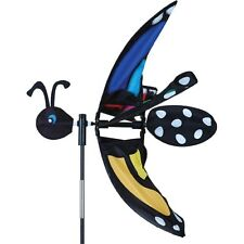 """""""Lady Rainbow"""" Butterfly Yard Spinner (25014) by Premier Kites & Designs"""