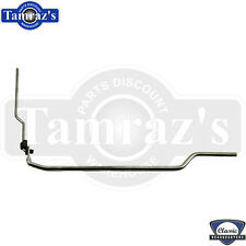 70-81 F-Body Door Lock Knob Threaded Shaft Rod with Bellcrank Linkage L=R Each