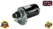 NEW STARTER MOTOR BRIGGS AND STRATTON to Fit Husqvarna ride on lawn mowers