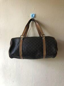 Celine Paris Barrel Boston Papillon Handbag
