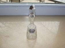 EC Eric Cortina Poland Glass Vodka Bottle Ornament