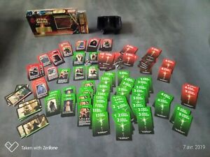 Clash Of The Lightsaber Card Game