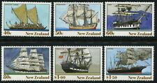 NEW ZEALAND - 1990 'NZ HERITAGE - THE SHIPS' Set of 6 MNH SG1541-1546 [B3613]