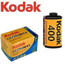 2 Rolls - KODAK Ultramax 400 ISO 36EXP 135 35mm Color Print Film