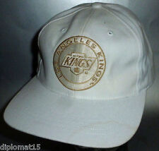 American Needle VINTAGE Snapback Cap 90s NHL Los Angeles Kings L.A. NUOVO N.O.S.