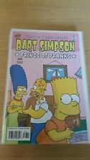BART SIMPSON Simpsons Comic No 25 - Bongo - New Never read/opened            @_@