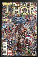 The Mighty Thor #22 Art Appreciation Retailer Variant Comic Book Incentive