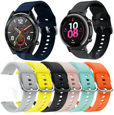 Replacement Silicone Watch Band Strap For Huawei Watch GT / GT2 46/42mm Watch 2