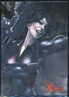 2009 X-Men Archives Trading Card #17 Domino