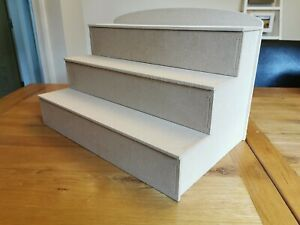 XL Craft Fair, Make Up, POS, Shelf Table Display Stand for Retail Counter Ribba