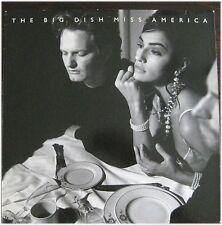 The Big Dish, Miss America, VG/VG, Maxi Single EP (6491)