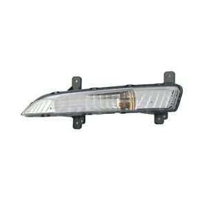 Corner Turn Signal Light for 13-17 Chevy Traverse Left Driver Side