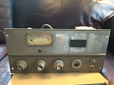 Vintage Ampex 601 Tube Preamplifier with Output Transformer ACDC 15385 6852