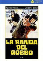 TOMAS MILIAN - LA BANDA DEL GOBBO (1978)di Umberto Lenzi  DVD USATO EX NOLEGGIO