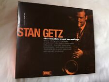 STAN GETZ (3CDS) THE COMPLETE ROOST RECORDINGS - JAZZ BLUE NOTE - Descatalogado